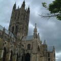 """Canterbury Cathedral in stormy weather (Licensed under <a href=""""http://creativecommons.org/licenses/by-sa/3.0/"""" title=""""Creative Commons Attribution-Share Alike 3.0"""">CC BY-SA 3.0</a> via <a href=""""//commons.wikimedia.org/wiki/"""">Wikimedia Commons</a>)"""