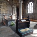 The tomb of Venerable Bede